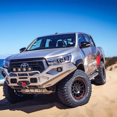 Rxt Edition Bull Bar